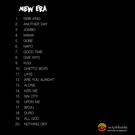 kiss-daniel-new-era-tracklist.png